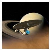 Star Trek. Размер: 60 х 60 см